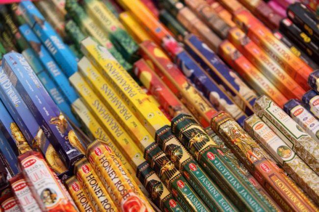 Ароматизовані палички: користь чи шкода