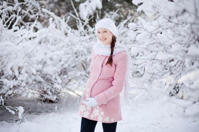 Вагітність взимку: особливості та нюанси