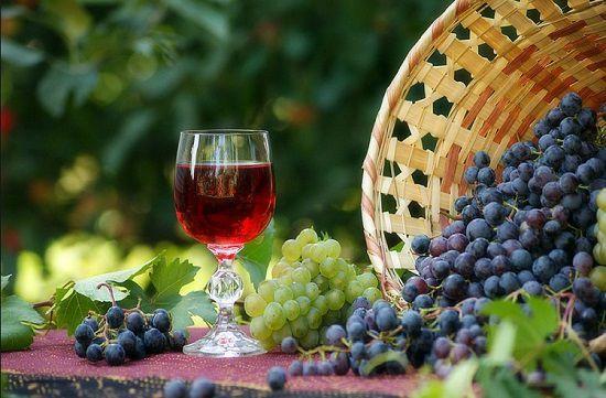 Швидке і смачне вино з винограду