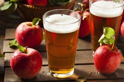 Домашній натуральний сидр з яблук