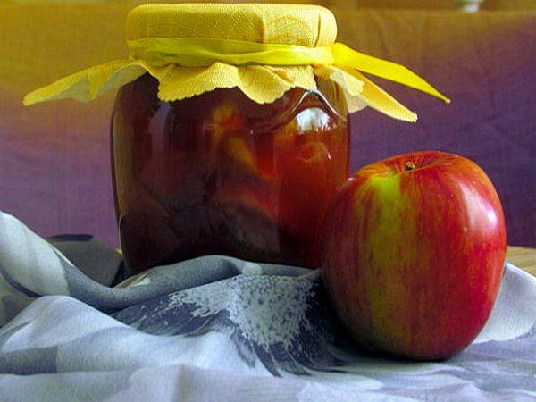 Готуємо яблучне варення