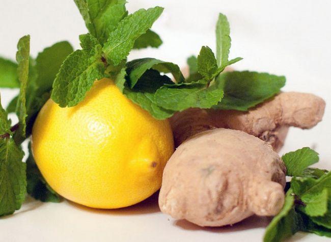 Імбир з лимоном: 3 рецепта для здоров`я та схуднення