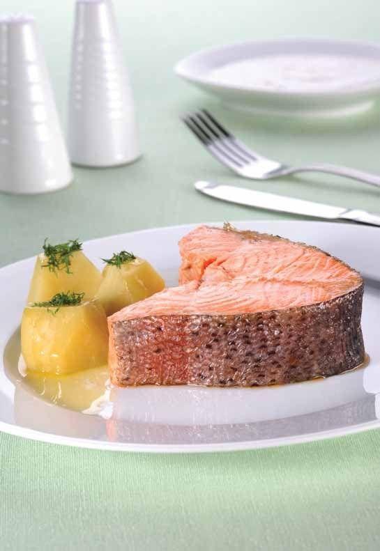 Як готувати рибу дитині