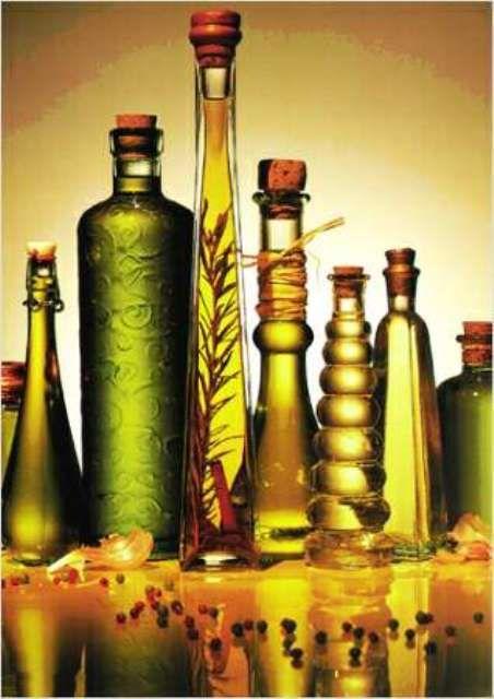 Як зберігати рослинне масло