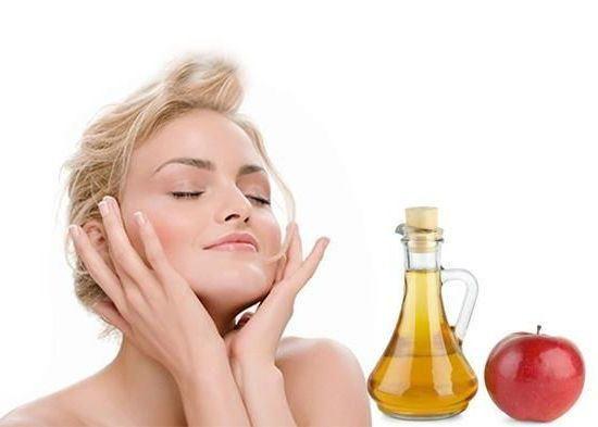 Як використовувати оцет для шкіри