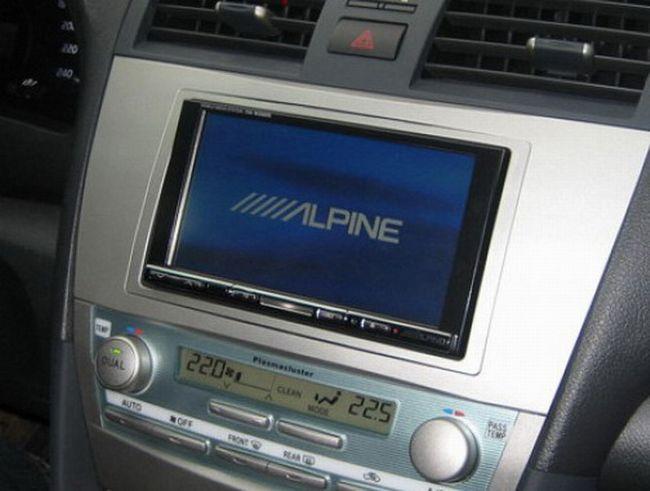 Як підключити магнітолу alpine