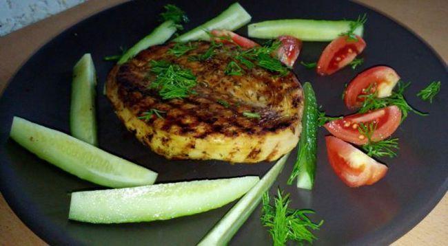 Як приготувати ідеальний стейк з індички