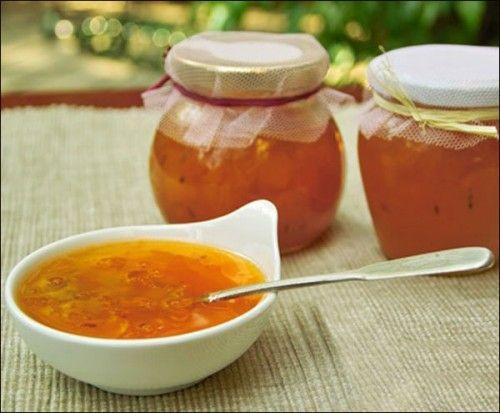 Як приготувати яблучне варення з мигдалем