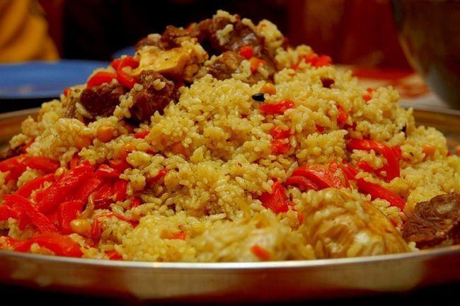 Як приготувати плов з розсипчастим рисом