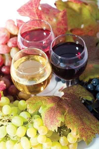 Як зробити виноградне вино