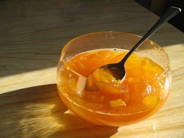 Як варити мандаринове варення