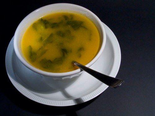 Як варити дитині курячий суп