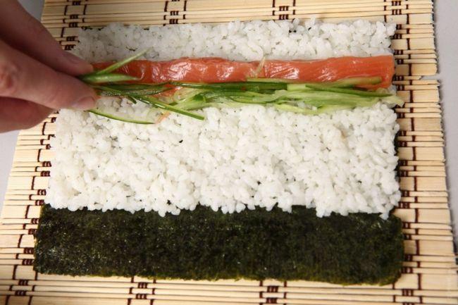 Як вибрати рис для суші
