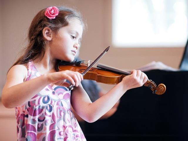 Як вибрати скрипку дитині