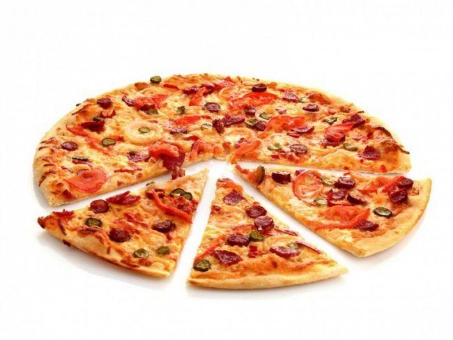 Кращий рецепт тонкого тесту для піци