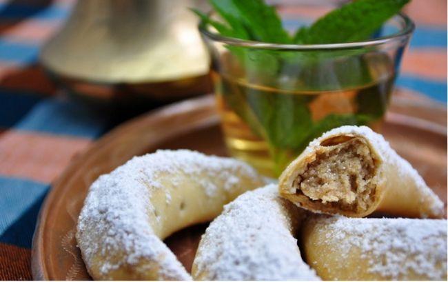 Марокканська кухня: печиво