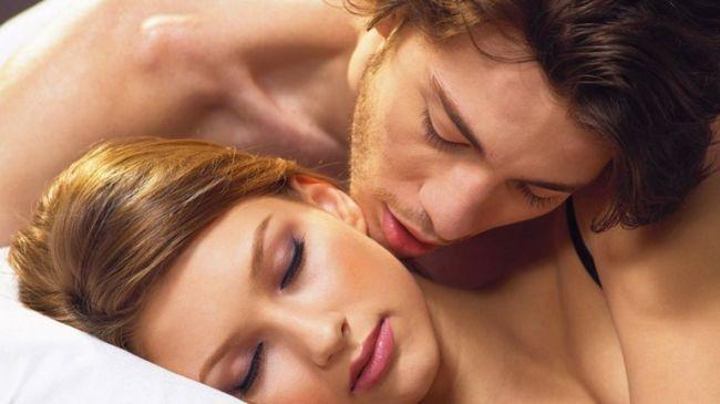 Про що думають чоловіки під час сексу