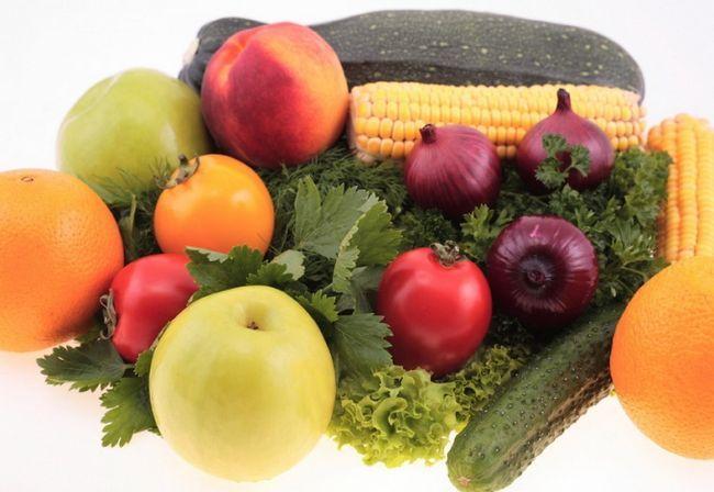 Продукти, корисні для жирної шкіри