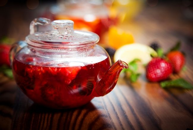 Зігріваючі осінні напої від стресу