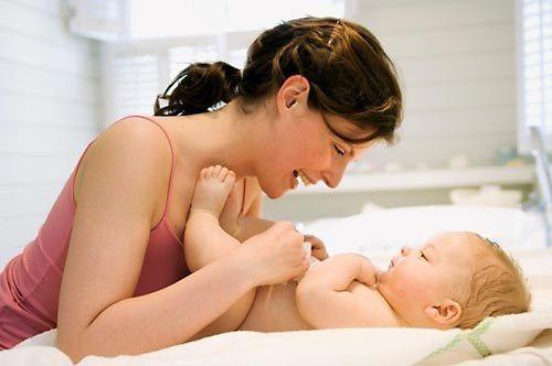 Як не заразити немовляти