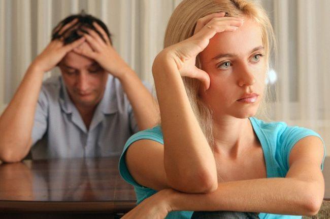 Як пережити розлучення під час вагітності