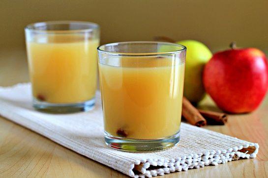 Як приготувати гарячий яблучний сидр