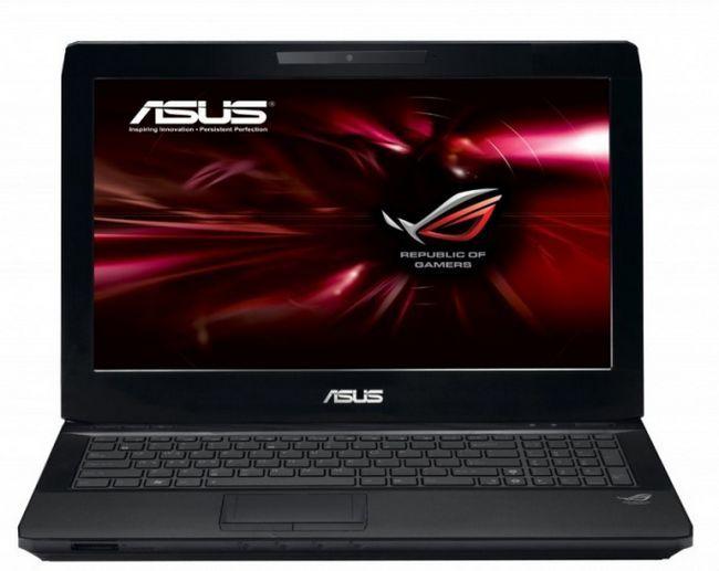 Як дізнатися модель ноутбука Asus