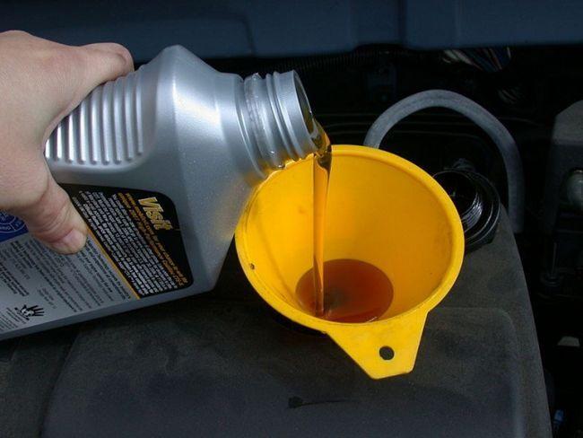 Як вибрати автомобільне масло