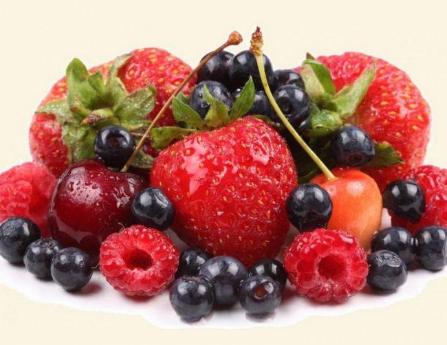 Які ягоди корисні для здоров`я
