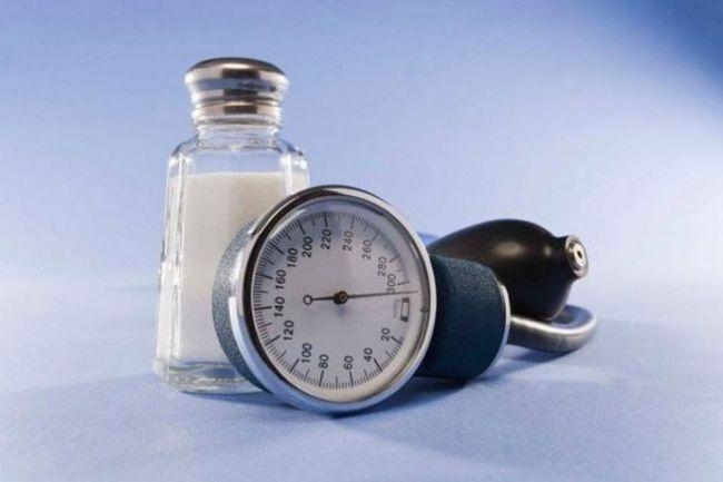 Які продукти знижують тиск?