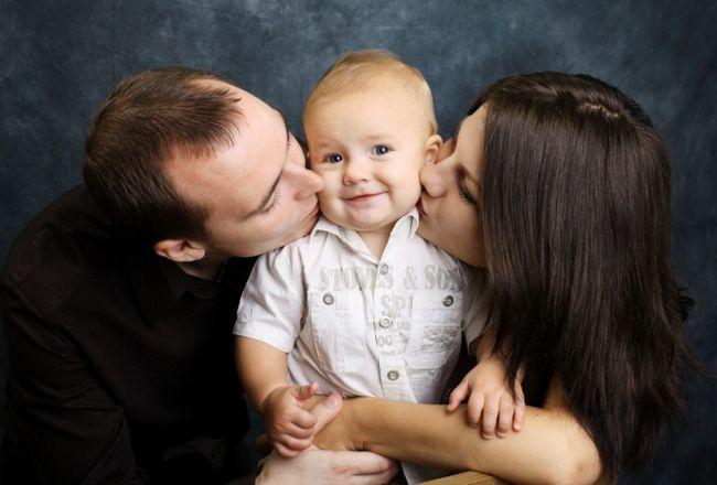 Перша дитина в сім`ї