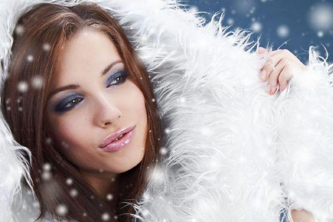Зимова палітра макіяжу 2017: головні тренди